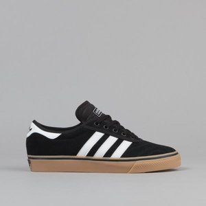 ADIDAS ADI EASE PREMIER CORE BLACK WHITE GUM